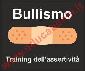 Bullismo Training dell'assertività