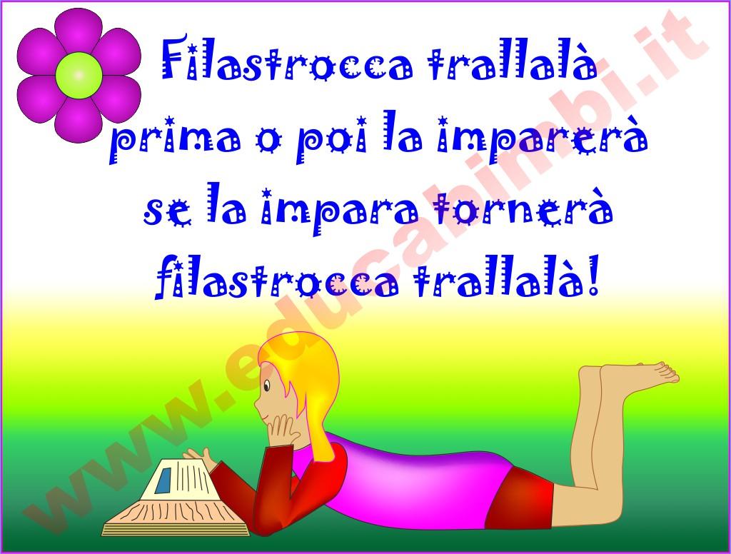 Filastrocche