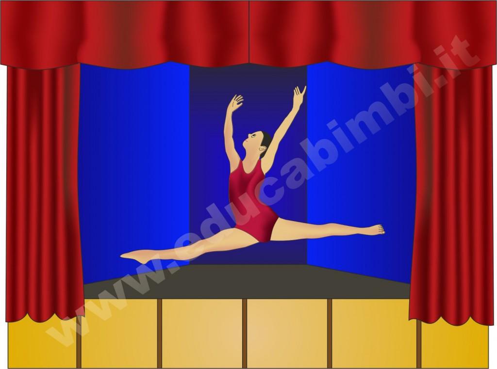 La favola della Ballerina