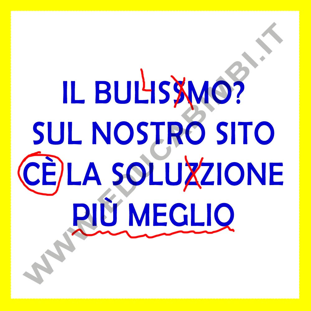 Bullismo siti web