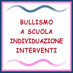 Individuazione interventi